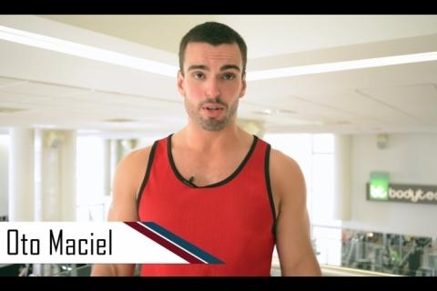 Oto Maciel lançou o canal Mochila Fit no YouTube