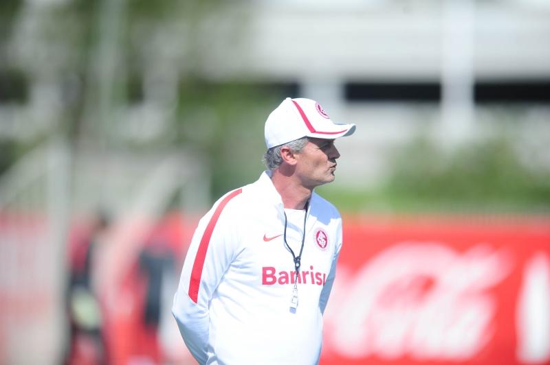 Lisca iniciou sua trajetória como treinador nas categorias de base do Internacional, em 1990