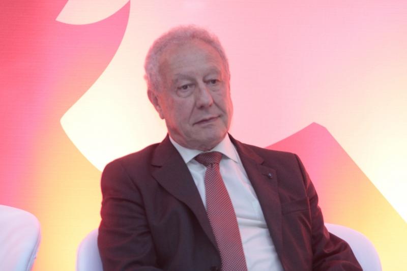 Presidente da ABPA criticou a falta de organização que levou à queda na produção de frango