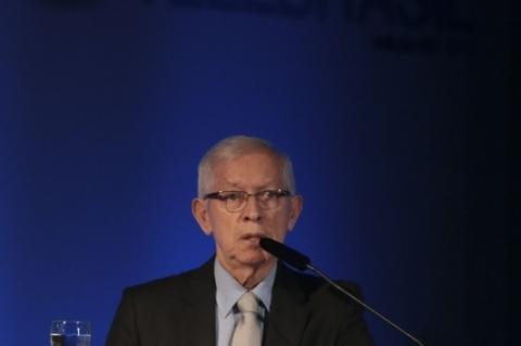 Brasília - O presidente da Anatel, Juarez Quadros fala no encerramento do Painel Telebrasil 2016 (José Cruz/Agência Brasil)