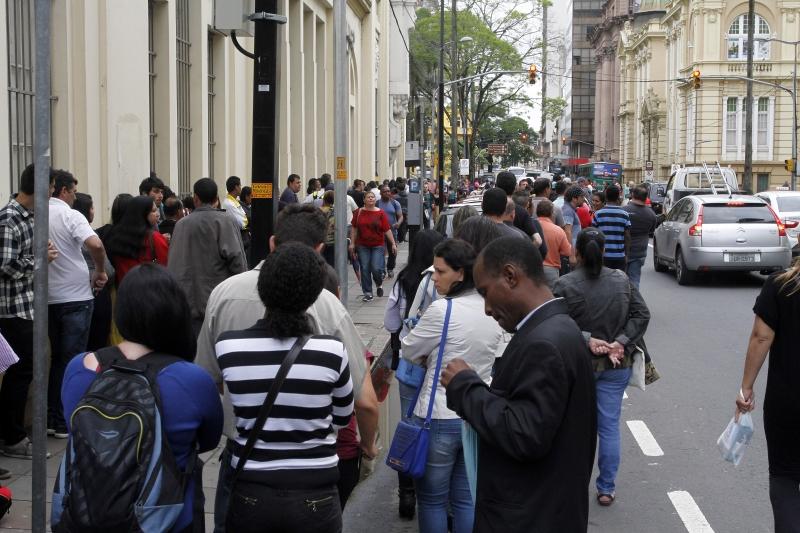 Região agora tem 203 mil pessoas sem trabalho, aponta pesquisa