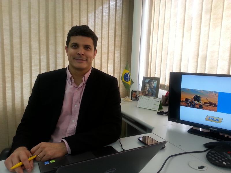 Renato Silva, gerente comercial e de Marketing da empresa 2 Crédito PLA do Brasil Divulgação