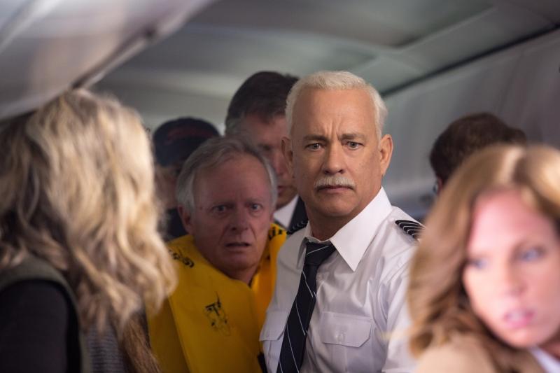 Tom Hanks protagoniza a estreia Sully - o herói do rio Hudson