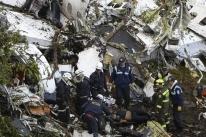 Senado recebe pedido de CPI sobre voo da Chapecoense