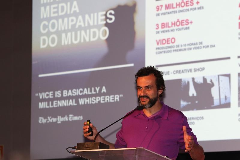 Daniel Conti afirma que é preciso levar o conceito de comunicação que atenda às necessidades do público-alvo