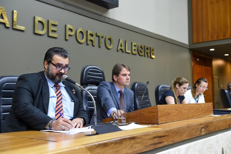 Sessão da quinta-feira foi dedicada a agilizar tramitação em comissões