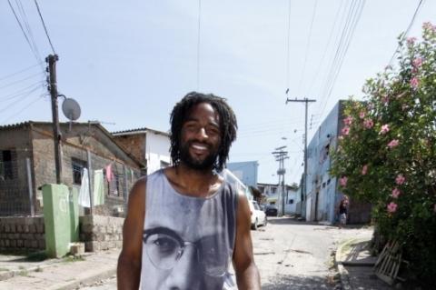 Após sair da cadeia, Rodrigo aceitou trabalhar com reciclagem. Hoje, ele é dono de uma usina na Capital