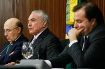 Presidenciáveis que defendem legados de Temer não passam dos 2% de intenção de voto