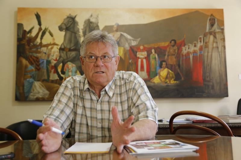 Roque Jacoby encerra quatro anos à frente da Secretaria Municipal de Cultura