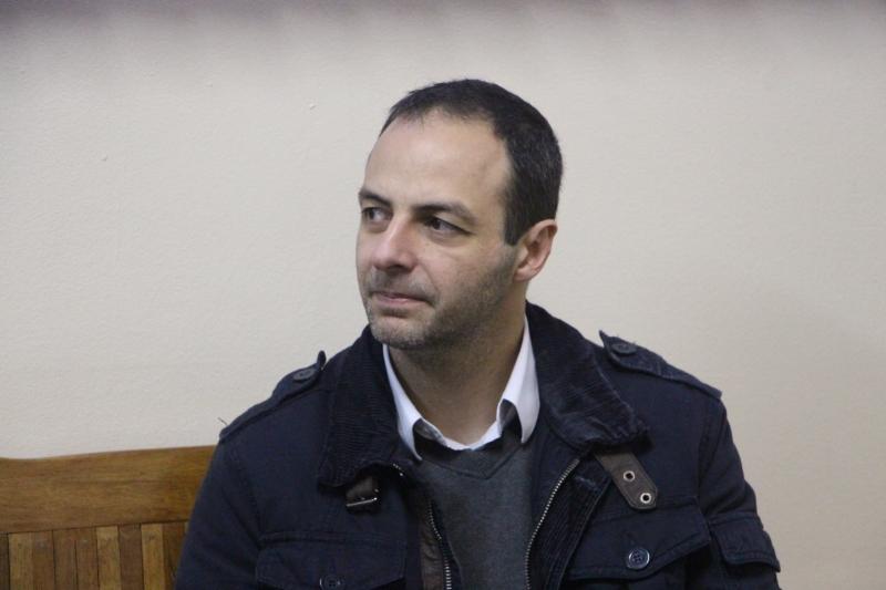 Fabiano de Moraes é o autor da ação