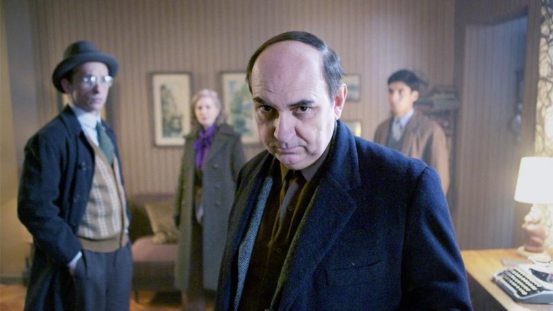 Luis Gnecco protagoniza filme sobre o escritor