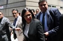 UE aplica sanções a vice-presidente e outras dez autoridades da Venezuela