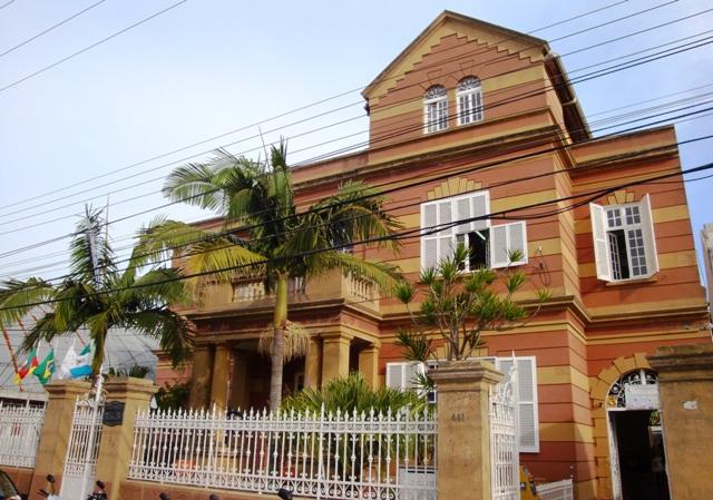 sede da Câmara de Vereadores de Rio Grande
