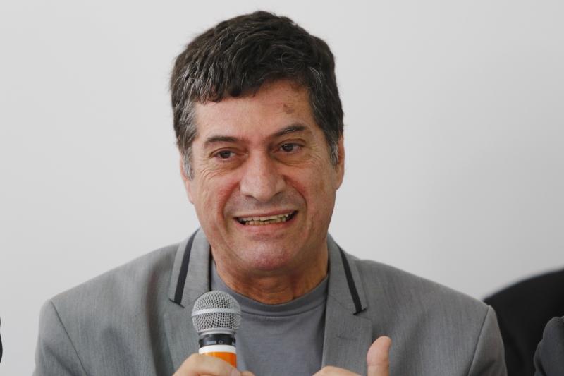 Nelson Marchezan Jr. anuncia mais secretários - Na sede do PSDB. Na foto: Luciano Alabarse