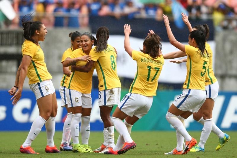 Foi o sétimo título da Seleção em oito edições do Torneio Internacional de Futebol Feminino