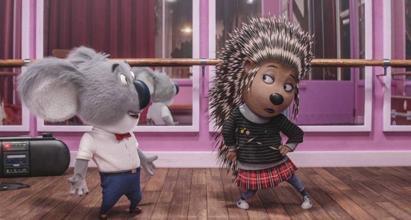 Animação Sing - quem canta seus males espanta é atração para crianças e adultos
