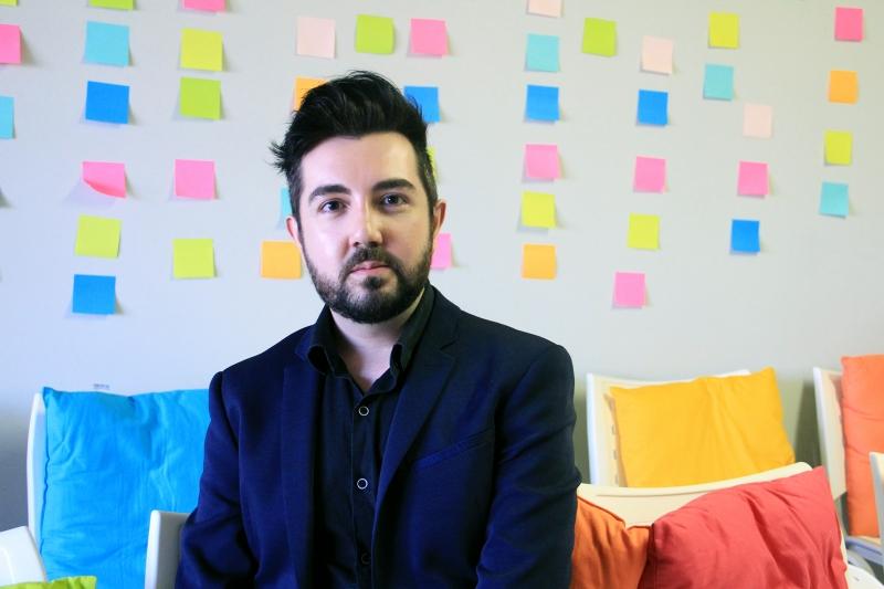 Rafael Terra, CEO da Fabulosa Ideia