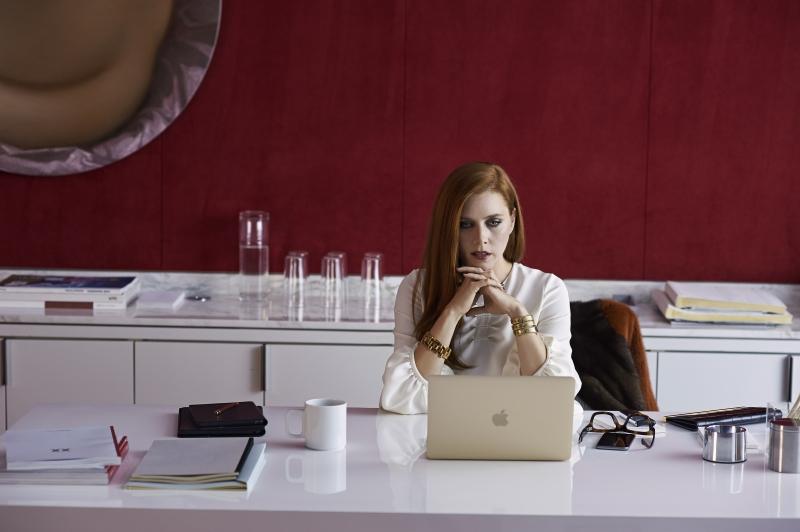 Amy Adams interpreta Susan no filme Animais noturnos