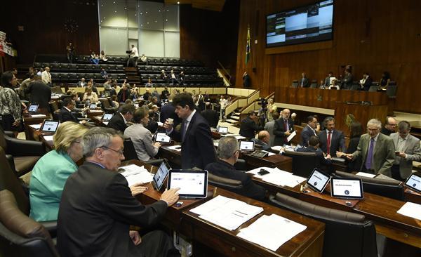 Após votação da PEC 260, Assembleia Legislativa entrou em recesso parlamentar