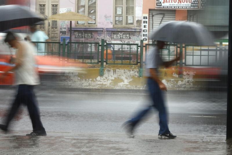 Em Porto Alegre, há possibilidade de chuva a partir desta quinta-feira