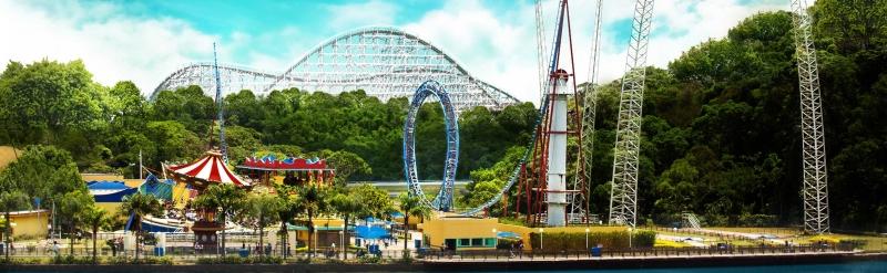 Empresário anunciou reestruturação do parque de diversões, com construção de hotel e centro de convenções