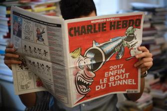 pg3 semanário satírico francês Charlie Hebdo