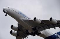 Airbus tem alta de 189% no lucro de 2017, a 2,873 bilhões de euros