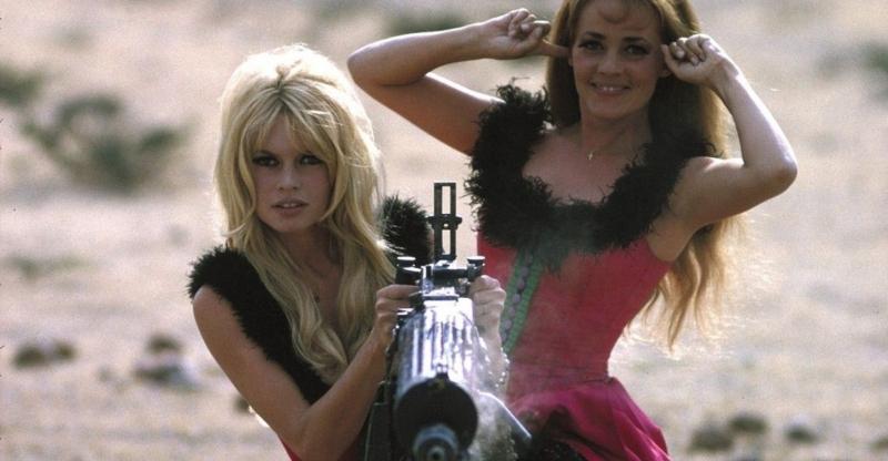 Viva Maria!, com Brigitte Bardot e Jeanne Moreau, é atração em mostra na Capitólio
