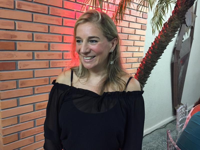 Laura Becker Fett, diretora cultural da Saba