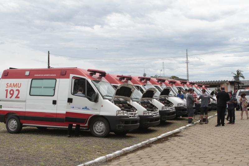 Ao todo, sete veículos oferecem serviço avançado e 54, serviço básico