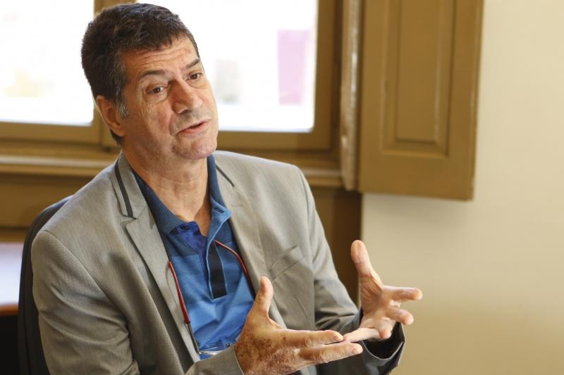 À frente da cultura municipal, Luciano Alabarse quer fortalecer diálogo com iniciativa privada