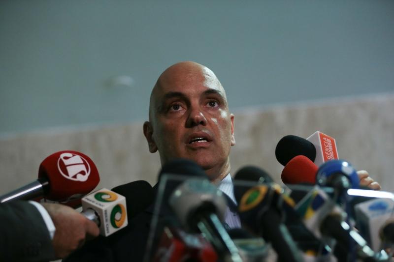 Alexandre de Moraes será sabatinado no Senado