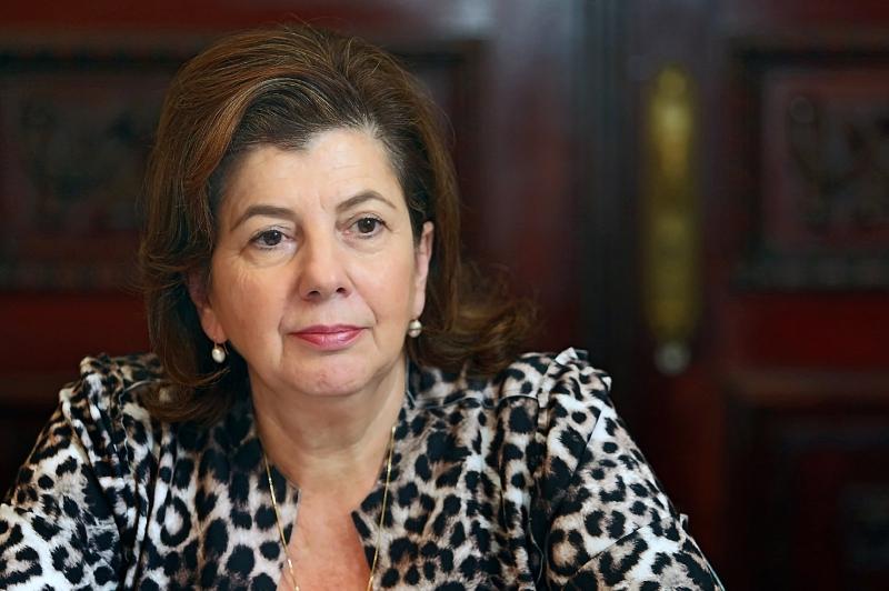 Indicação de Maria Helena Sartori provoca atrito no primeiro escalão