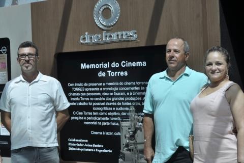 Cine Torres é opção cultural no Litoral