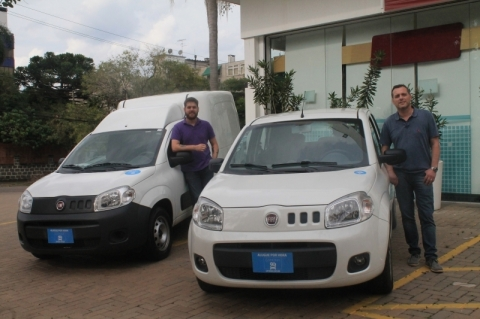 Matheus Rachewsky Fermann e Gilberto Halpern #NaBatalha dos transportes