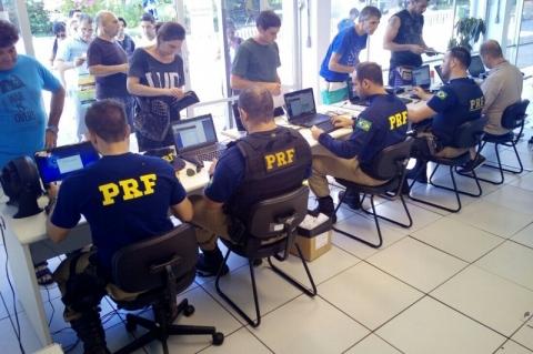 Novo serviço da Polícia Federal facilitará a entrada de argentinos no País por Uruguaiana