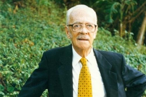 Jornalista, dramaturgo e romancista Antonio Callado
