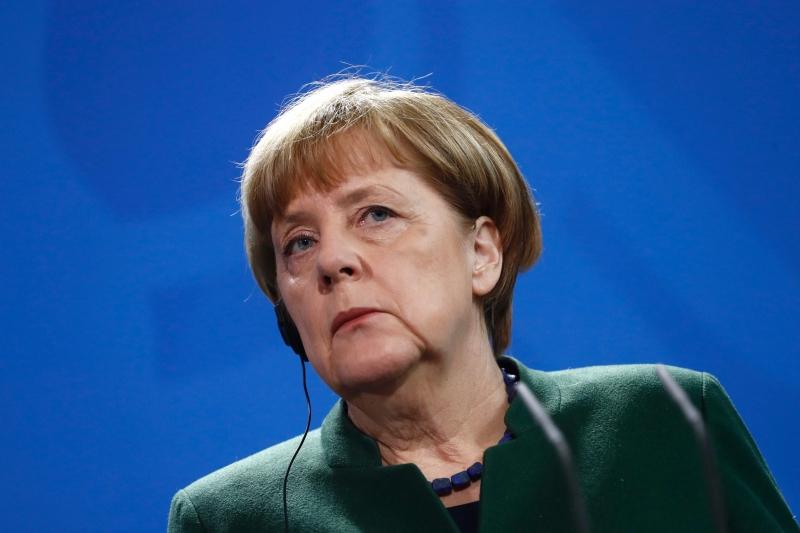 A questão imigratória tem causado divisões dentro do partido da presidente alemã