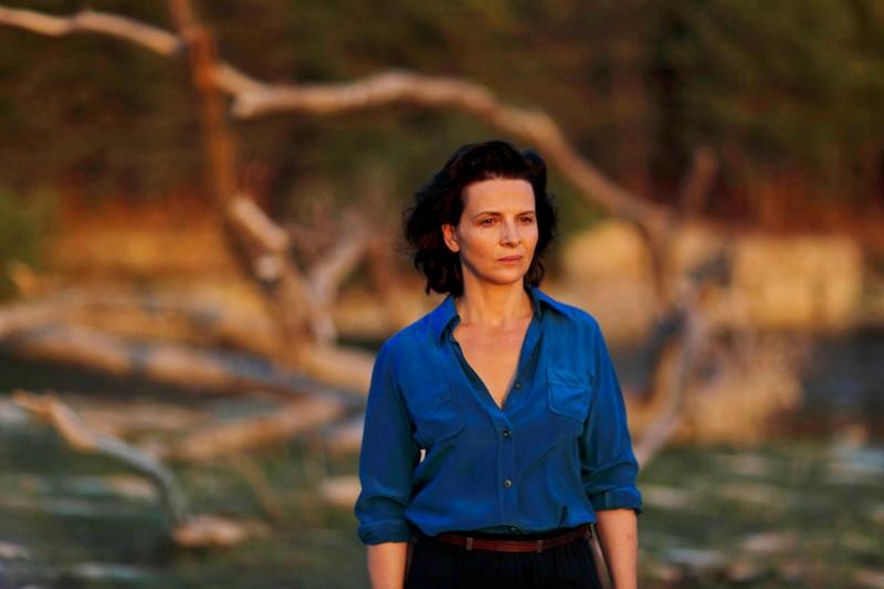 Juliette Binoche protagoniza longa  ítalo-francês A espera, em cartaz na Capital