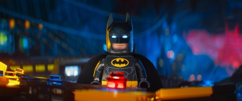 Animação Lego Batman - o filme entra hoje em cartaz