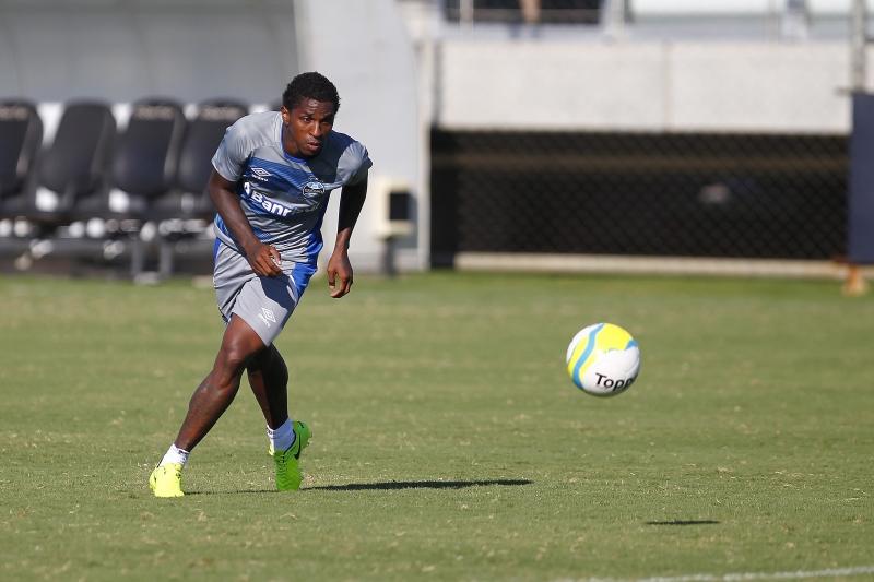 Bolaños foi confirmado como titular para encarar os cariocas amanhã