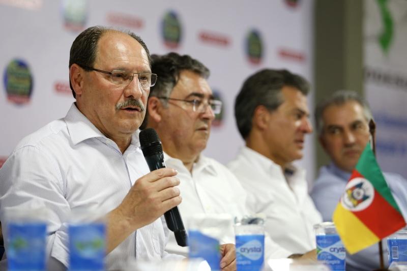 José Ivo Sartori participou da reunião do Codesul em Cascavel (PR)