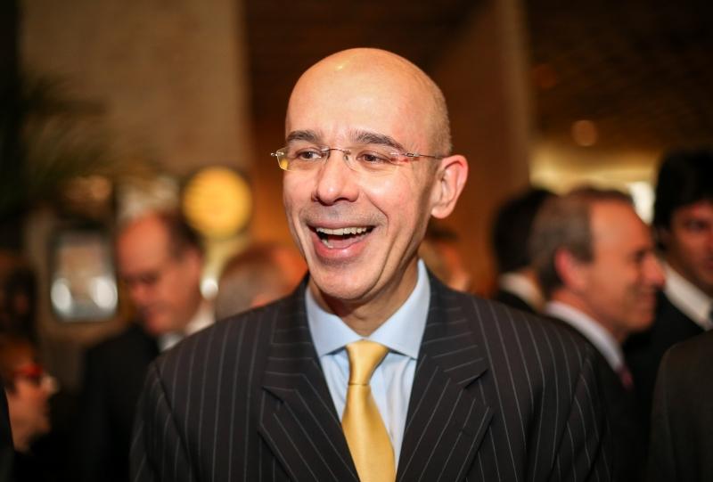 Sergio Rial, do Santander, reforça interesse em possível negociação