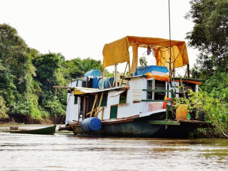 pg3 chalana na amazônia - foto hiram reis e silva