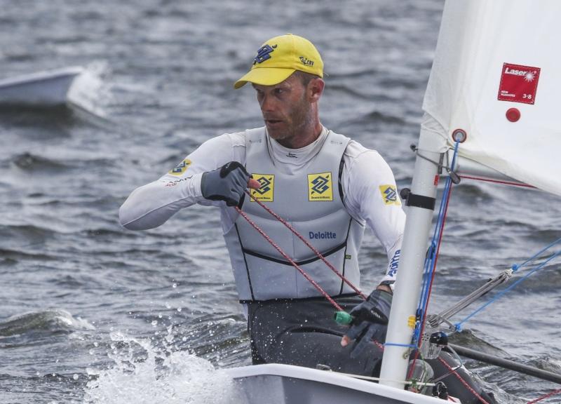 Robert Scheidt é um dos medalhistas que estará em Porto Alegre em março