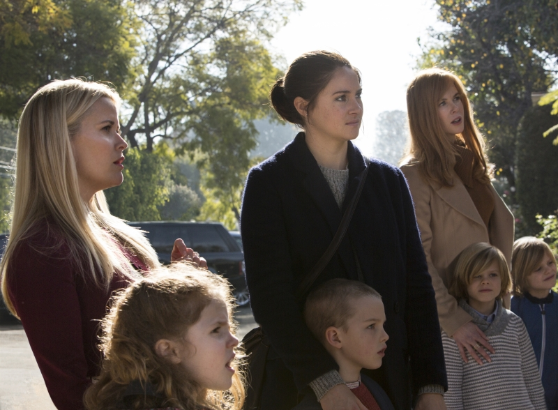 Série da HBO foi produzida por Reese Witherspoon e Nicole Kidman