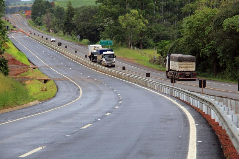 Dados do Daer mostram que vias federais são as mais asfaltadas, com apenas 3,6% delas em chão batido