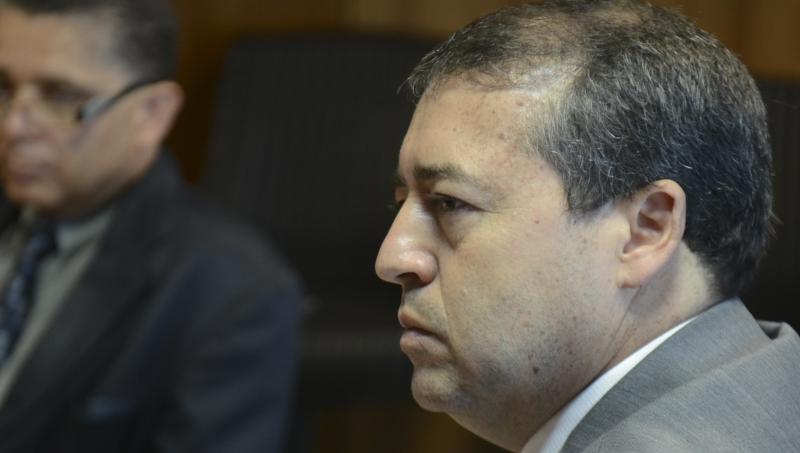 Ministro Ronaldo Nogueira participa de audiência com José Gilberto Pereira de Campos - Superintendente- CONFEA (Brasília-15-02-2017)