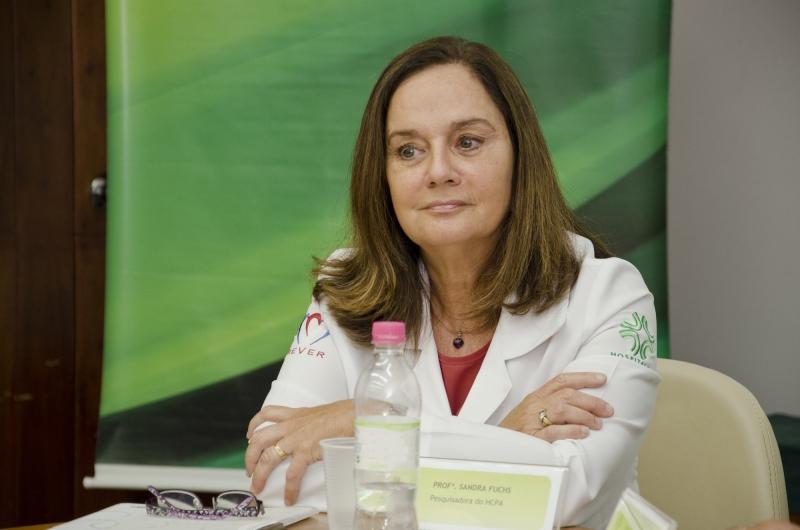 Sandra propõe que combinação de diuréticos seja incorporada ao SUS