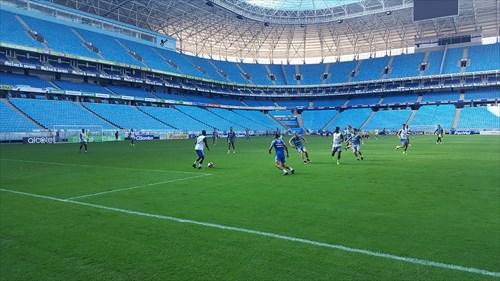 Time fez rachão no último treino antes de enfrentar o São José